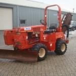 Траншеекопатель (землеройная машина) колёсный DITCH WITCH 3700 DD, 2004 г/в.