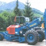 Экскаватор шагающий колёсный KAISER X4M, 8 тн. 1997 г/в.