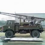 Установка для бурения скважин УГБ 1ВС ГАЗ 66