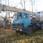 Автокран Галичанин