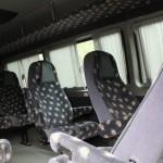 Mercedes Sprinter 315 CDi - салон