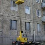 Подъемник электрогидравлический прицепной Giraffe 900