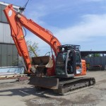 Hitachi ZX 135US