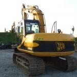 JCB JS 130 Groundworker