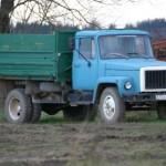 ГАЗ 3507(самосвал) ТТХ- 4,4т. 3,5х2,25х0,6 цена 500р за 1 час (мин. 4 часа)
